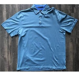 Nike Tiger Woods Fit Dry Golf Polo 2XL